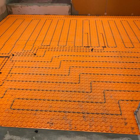 Shluter Heated Floors
