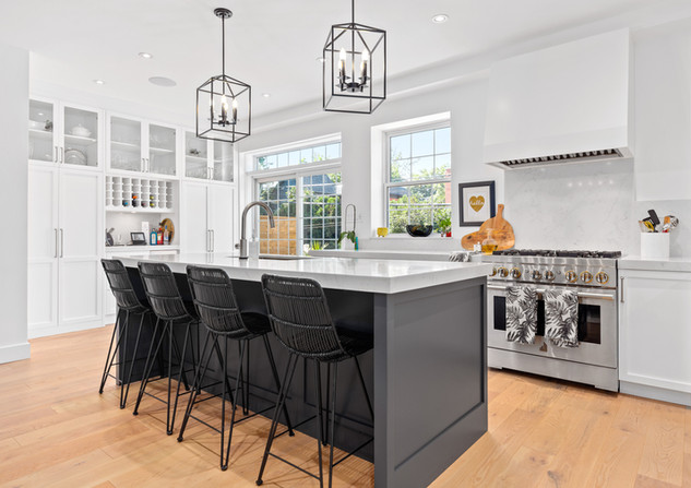 Harvard Project: Kitchen
