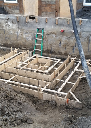 Melrose Project: Home Addition