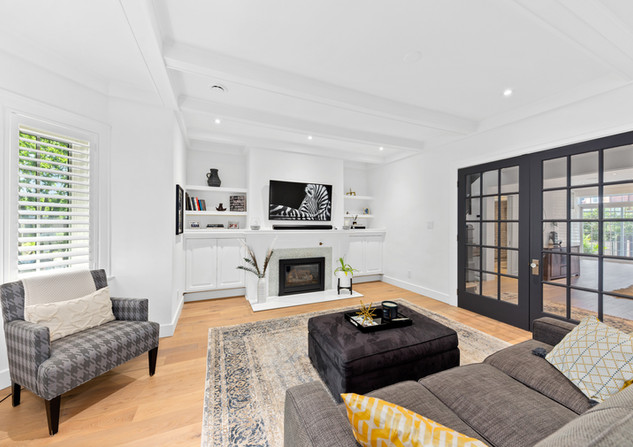 Harvard Project: Living Room