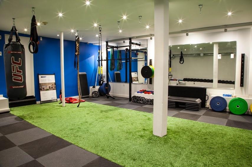 MilesFit Gym