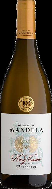 House of Mandela Chardonnay 2015