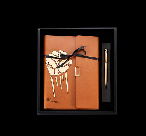 House of Mandela Pen & Book Set