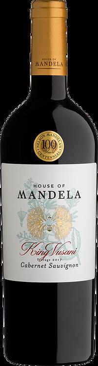 House of Mandela Cabernet Sauvignon 2017