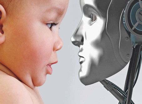 How Babies' learn & why Robots can't compete