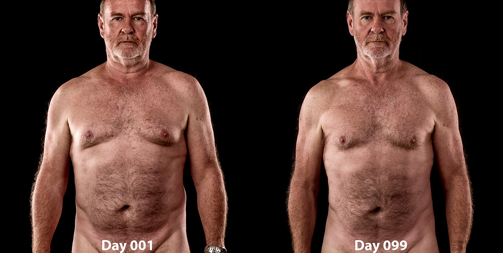 This really is me! Before and after… The scales say one thing, but the photos are the real evidence. No, I did not hit my ambitious (and rather random) 20Kg weight loss target, but I'm satisfied and I'm not stopping.