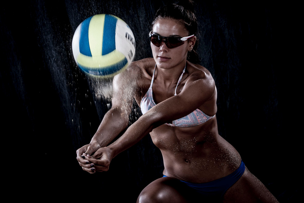 Beach Volleyball - just one of the 28 sports at the World Masters in Auckland - opening ceremony is on Friday 21st April