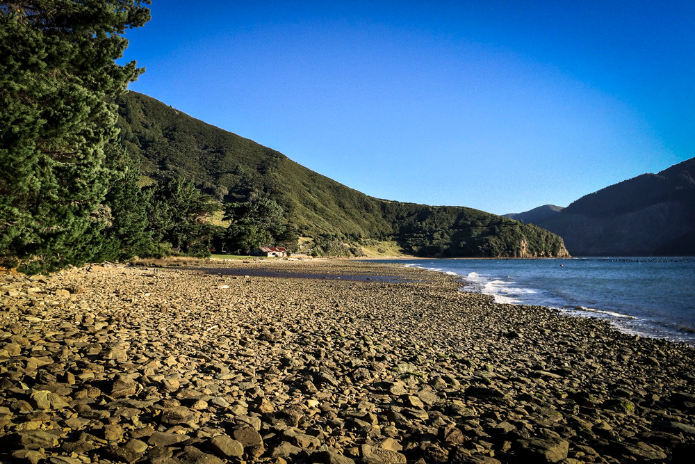 Life's a beach (or should be!): you've not quite tasted the great outdoors until you've walked (or run) along a South Island beachLife's a beach (or should be!): you've not quite tasted the great outdoors until you've walked (or run) along a South Island beach