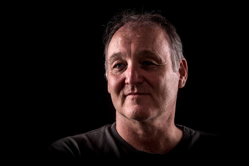 Geoff Burne - a self-made man, Geoff is a local Kiwi lad, made good