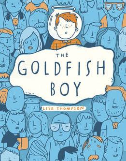 The Goldfish Boy, by Lisa Thompson