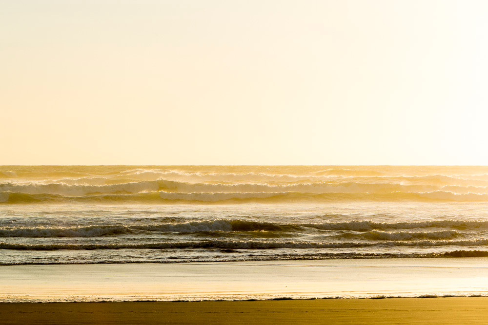 the west coast of the North Island is wild, unconstrained and free. It's a beautiful place to be yourself, naturally.