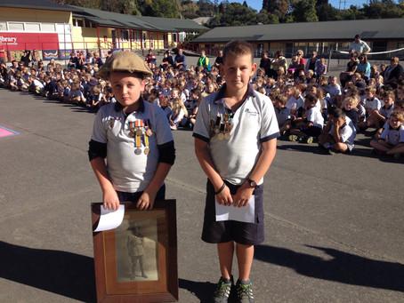 Special ANZAC Day Celebration