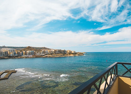 Life lease residences for retirement apartment homes in Marsalforn Gozo