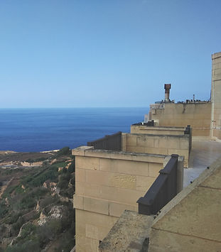 A very large penthouse for sale in Zebbug Gozo with large terraces having spectaclar unobstructed valley and sea views.
