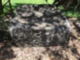 Grinding Stone, Green House, Buderim
