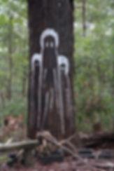 Indigenous art Wiradjuri Spirits
