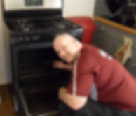 Repairing oven