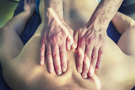 Deep Tissue services at Claim Your Calm Massage in Hampton, VA