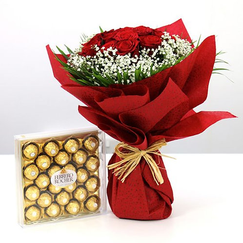 Ferrero Rose Combo