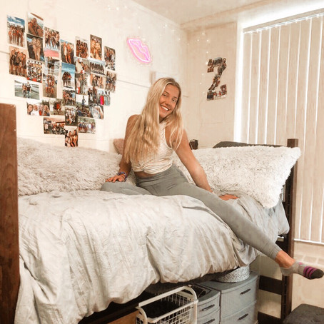 Zoë Rasmussen AC'19 :: 7 Things You Can't Live Without in Your Dorm Room