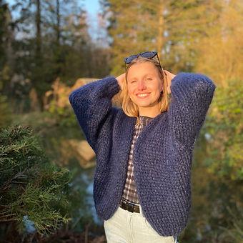 Bernadette Mohair vest