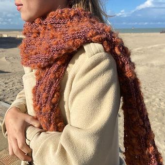 Sjaal Fashion Alpaca Vibes