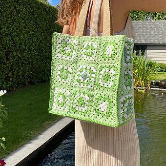 Summer Bag Granny Squares (kleiner formaat)