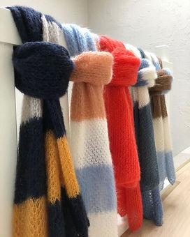 Sjaal in beiencellensteek
