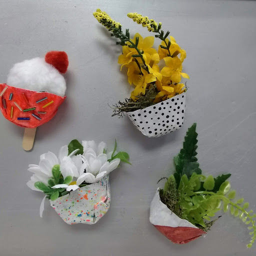 Mini Planter Magnets