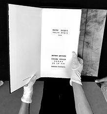 Présentation dSalon du Livre Rare et de Bibliophilie. Grand Palais. Septembre 2020