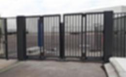 Speedgate outdoor access