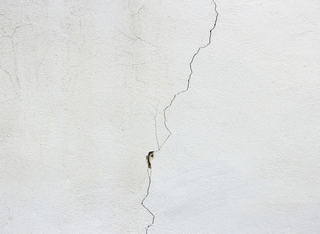 Walls Cracking Up?
