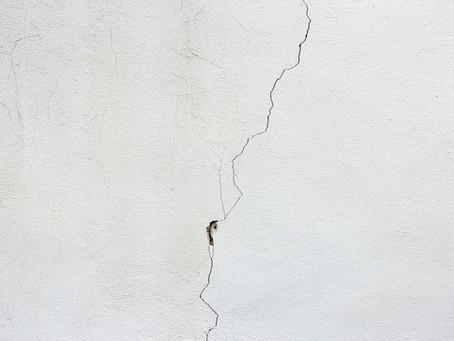 Walls Cracking Up?