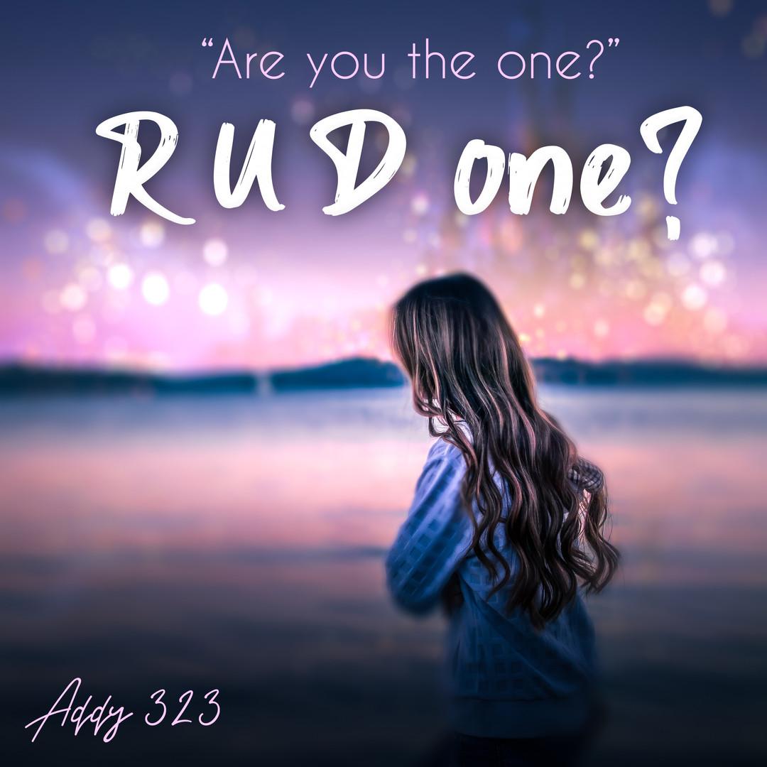 R U D one