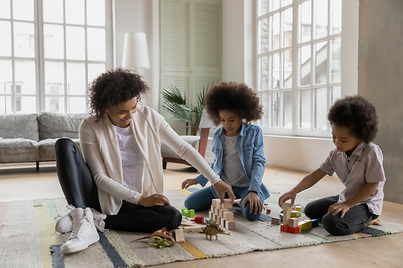 Using Play to Combat Your Child's Stress and Loneliness