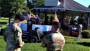 The Banner yet waves: Fort Meade remembers and reflects on the meaning of 9/11