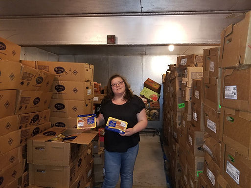 Demand continues to rise for AAC Food Bank