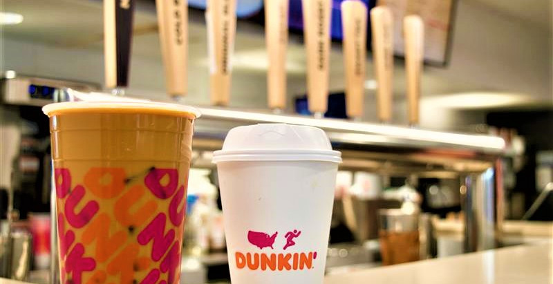 Got coffee--for a year? Gambrills Dunkin celebrates Next-Gen design with giveaway