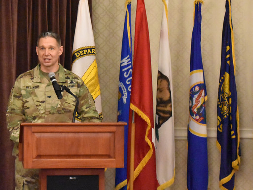 New Fort Meade commander talks touchstones, marriage and managing the pandemic