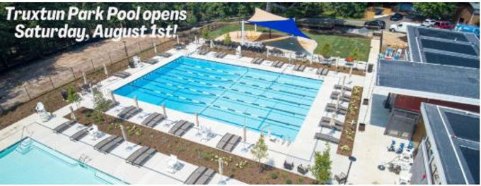 New Annapolis pool opens Saturday