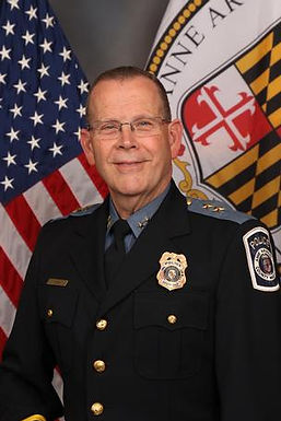 "New Anne Arundel police chief: ""It's not a difficult transition"""