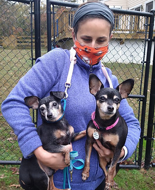 """Woof Woof"" Wednesday: Meet a bonded pair beyond compare"