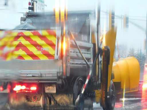 Local/State government preps for Sunday-Monday winter storm