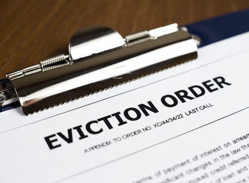 AAC: Eviction deluge or dribble? Time will tell