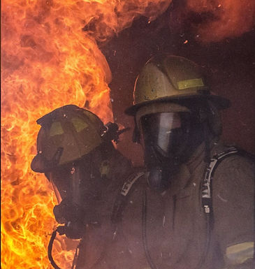 Annapolis firefighters rescued three children form burning building Thursday