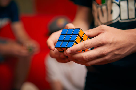 Cube-crazy: Rubik's celebrates 40th with World Cup, rising rebirth