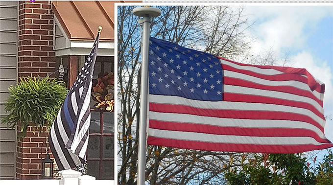 Commentary: Anne Arundel flies many flags, Just one represents all of us