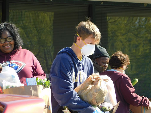 """""""Gideon's Army"""": thousands of residents supplied from Odenton church"""