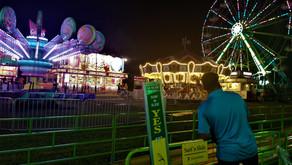 Few flock to first night of fair, but fun abounds...