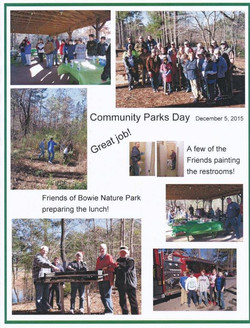 Comm Parks Day 2015